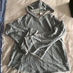 Free People Hooded Sweatshirt